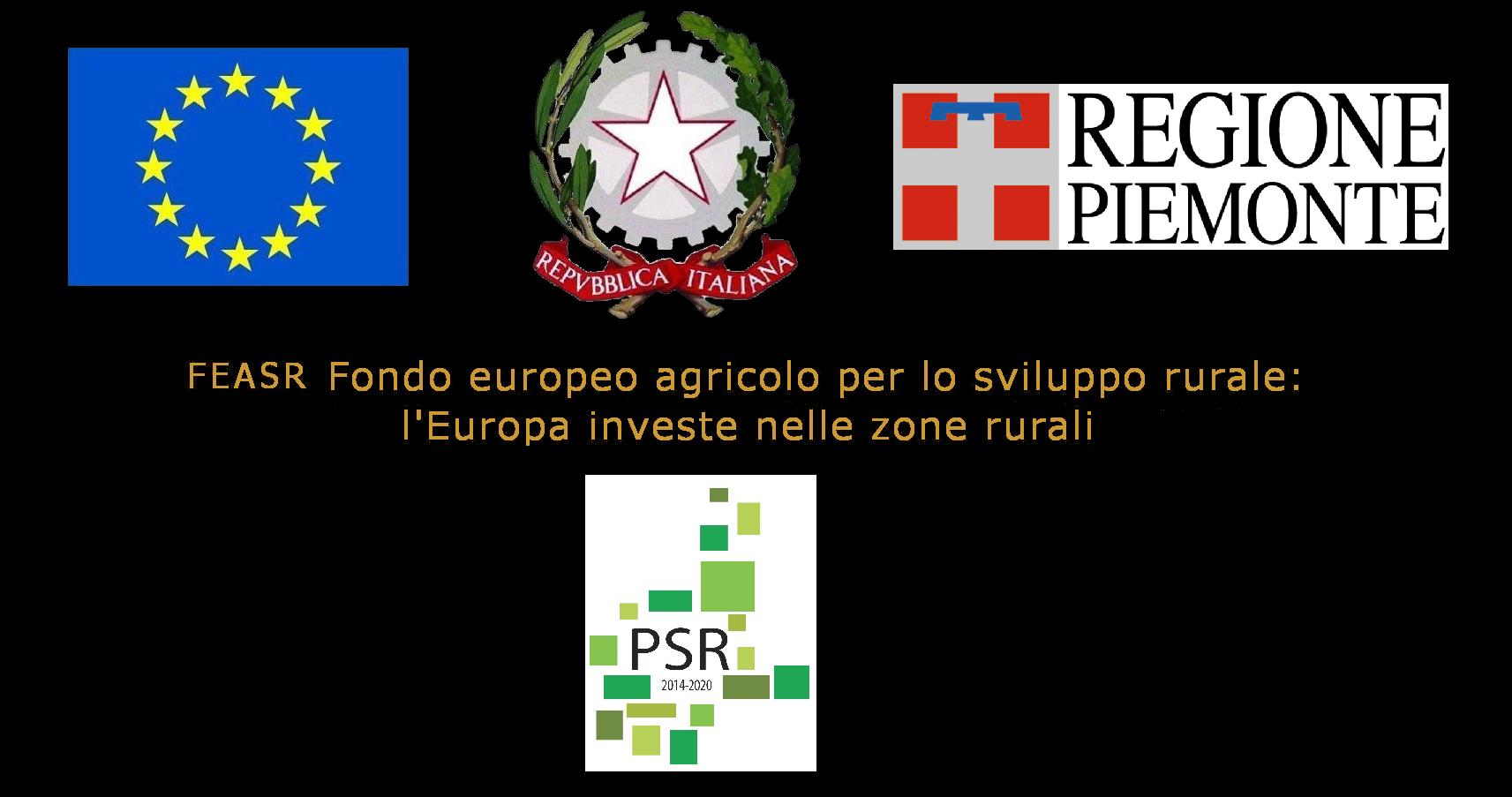 FEASR Fondo europeo agricolo per lo sviluppo rurale