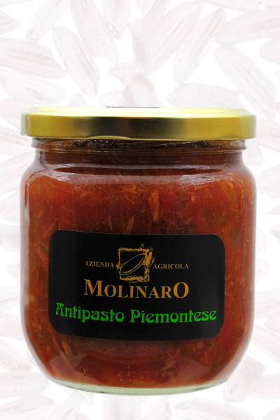 Antipasto Piemontese.