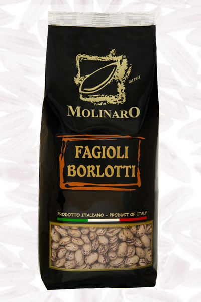 Fagioli Borlotti.