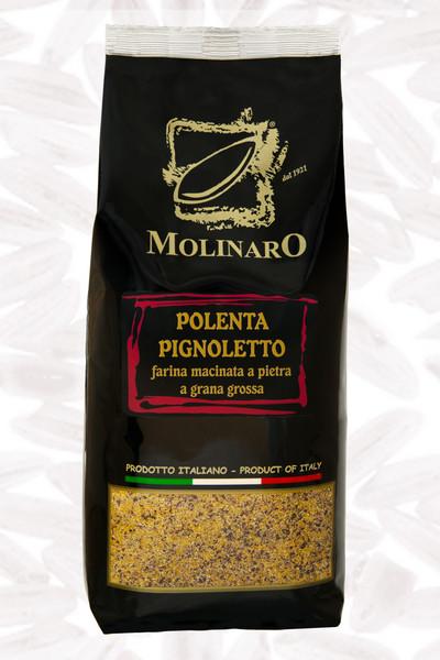 Polenta Pignoletto.