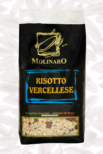 Risotto Vercellese.